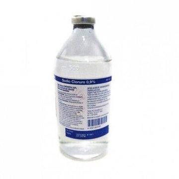 Soluzione Fisiologica Sodio Cloruro 0,9% Endovena 1 flacone 100 ml