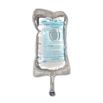 Sodio Cloruro SALF 0,9% Soluzione Fisiologica Sacca 500 ml