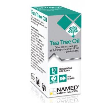 Named Tea Tree Oil Olio Essenziale Per Uso Esterno 10 ml