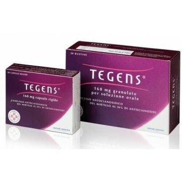 Tegens 160 mg Venotonico 20 Capsule rigide