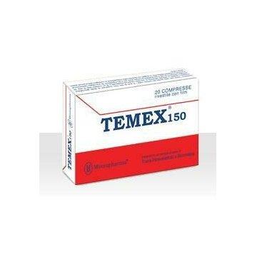 Temex 150 20 compresse