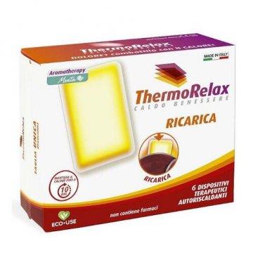 Thermorelax ricarica per fascia cervicale/collo e spalle 6 pezzi