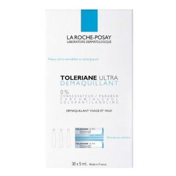Toleriane ultra struccanti monodosi 30 x 5 ml