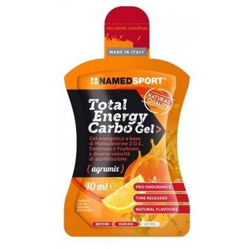 Total energy carbo gel agrumix 40 ml