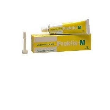 Proktis-M Plus Unguento Rettale 30 g + Cannula