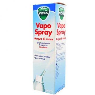 Vicks vapospray acqua di mare isotonico 100 ml