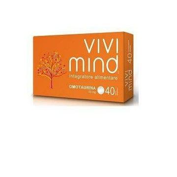 ViviMind Integratore Memoria 40 compresse