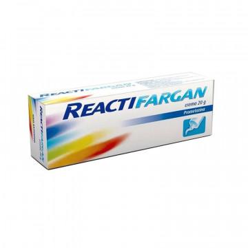 Reactifargan 2% crema antistaminica 20g