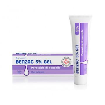 Benzac Gel 5% Antiacne 40 g