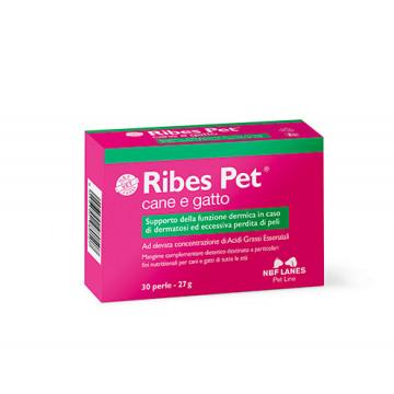 Ribes pet cane e gatto blister 30 perle
