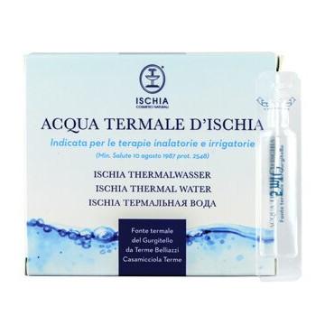 Acqua termale ischia aerosolterapia 10 fiale da 5 ml