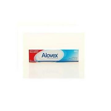 Alovex Gel Afte e Lesioni alla Bocca 8ml