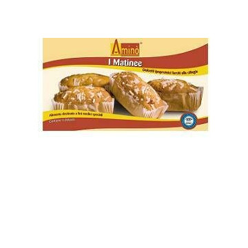 Amino' matinee dolcetti ipoproteici 180 g