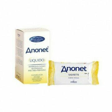Anonet Azione Detergente e Lenitiva