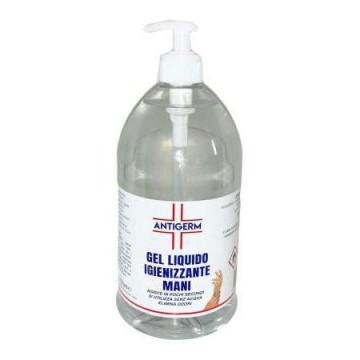 Antigerm gel liquido igienizzante mani 1 litro