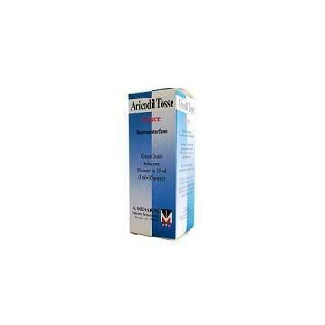 Aricodil Tosse 15 mg/ml Gocce 25ml