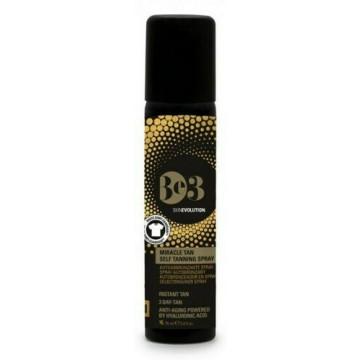 Be3 miracle tan autoabbronzante spray 75 ml