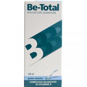 Be-Total Sciroppo Gusto Classico Energia per il corpo 100 ml
