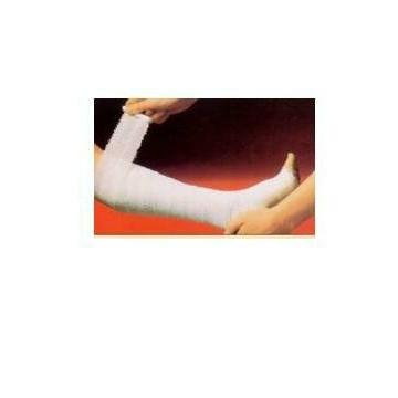 Viscopaste PB7 Benda ossido di Zinco Ulcere Varicose 6mX7,5cm