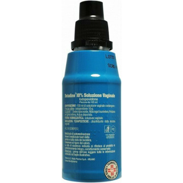 Betadine Soluzione Vaginale 10% 125 ml