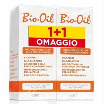 Bio-oil olio per la cura della pelle 2 x 60 ml