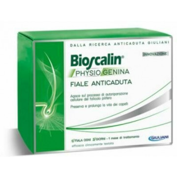 Bioscalin physiogenina 10 fiale anticaduta da 3,5 ml