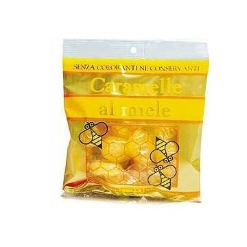 Caramelle miele busta