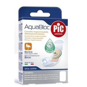 Cerotto pic aquabloc 5x7 sterile antibatterico 5 pezzi