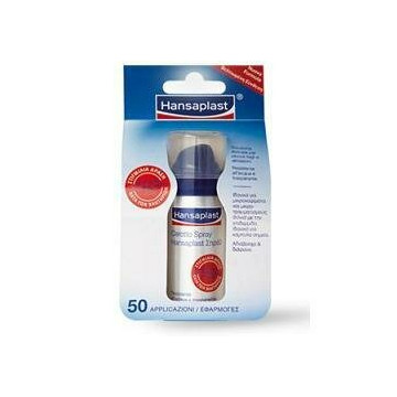 Cerotto spray hansaplast 50 applicazioni 32,5 ml