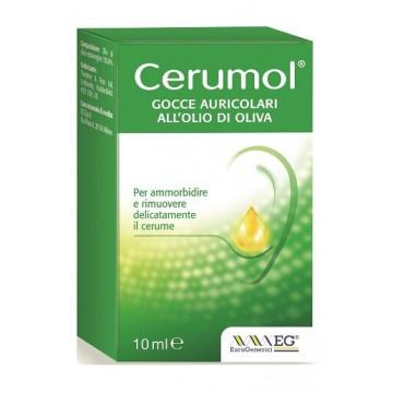Cerumol gocce auricolari 10 ml