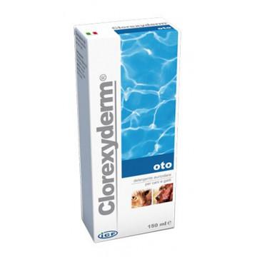 Icf Clorexyderm Oto Detergente Auricolare Cani E Gatti 150 ml
