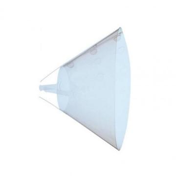 Collare elisabettiano classico/opaco 15 m