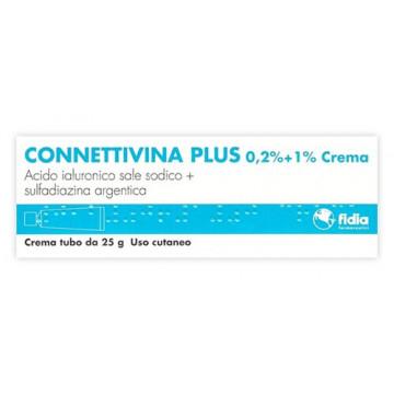 Connettivina Plus crema cicatrizzante 25 g