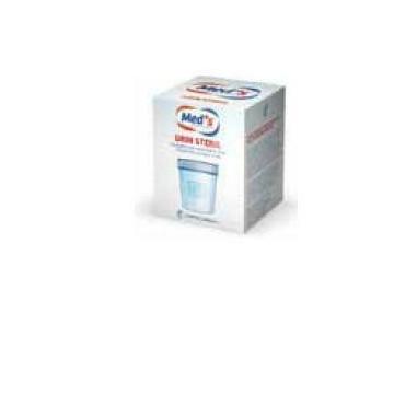Med's Contenitore Urine Sterile Tappo A Vite
