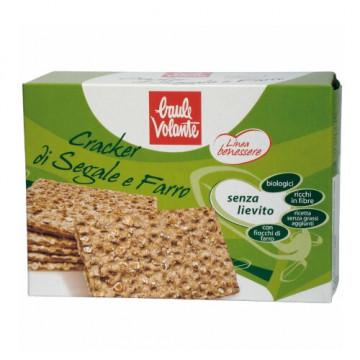 Cracker segale farro 250 g