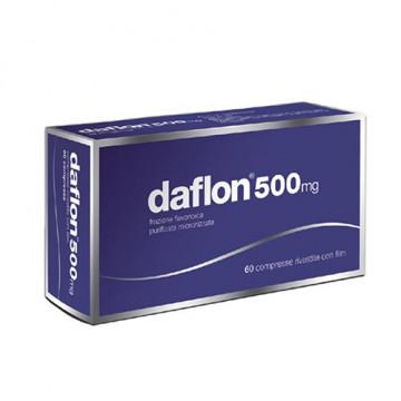 Daflon 500 mg emorroidi e insufficienza venosa 60 compresse