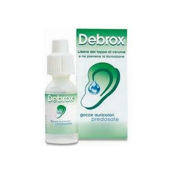 Debrox Gocce Auricolari Predosate 15 ml