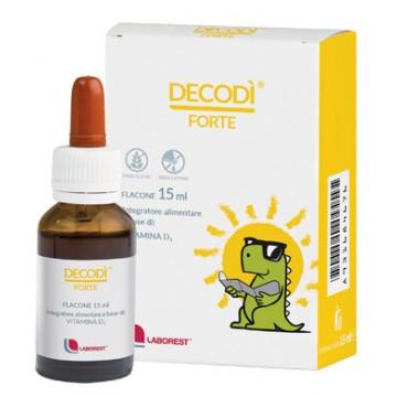 Decodi Forte Integratore di Vitamina D & DHA 15 ml