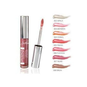 Defence color bionike crystal lipgloss 303 bonbon