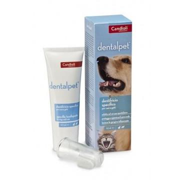 Dentalpet dentifricio 50 ml