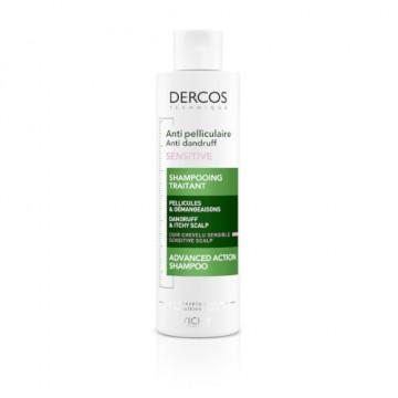 Vichy dercos shampoo antiforforfora sensitive