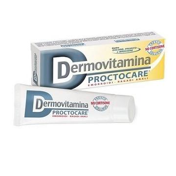 Dermovitamina Proctocare Emorroidi Ragadi Anali crema 30 ml