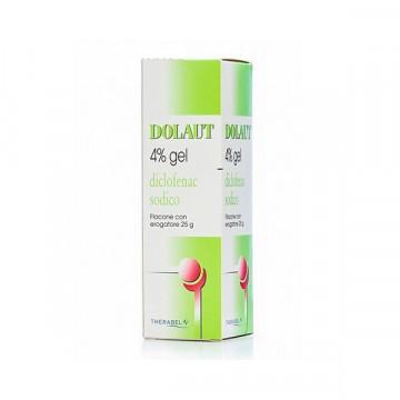 Dolaut Gel Spray Antinfiammatorio flacone 25 g