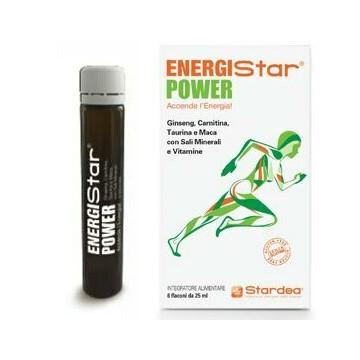 Energistar power 6 flaconcini