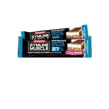 Gymline barretta iperproteica gusto cocco-ciok