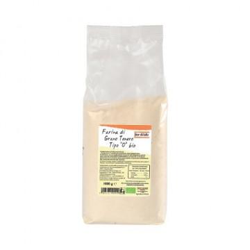 Farina fine di grano tenero 0 biologico 1000 g