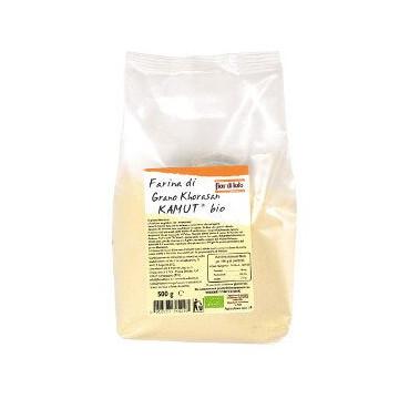 Farina kamut bianca tipo 0 bio 500 g