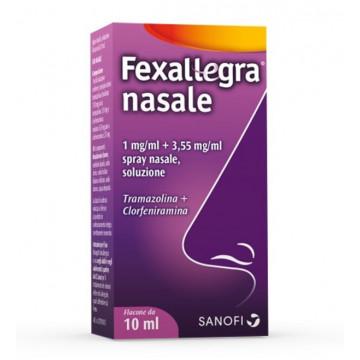 Fexallegra Nasale Spray Antistaminico flacone 10ml