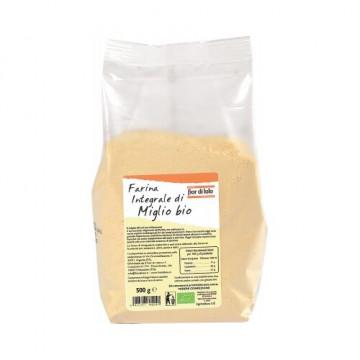 Fior di loto farina integrale al miglio 500 g