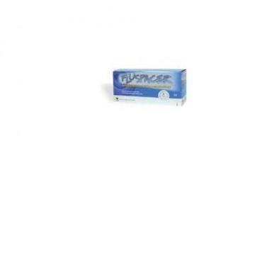 Fluspacer distanziatore aerosol trasparente 310 ml con mascherina in gomma termoplastica flessibile